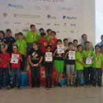 Niños ganadores de nacional de robótica viajarán a Silicon Valley