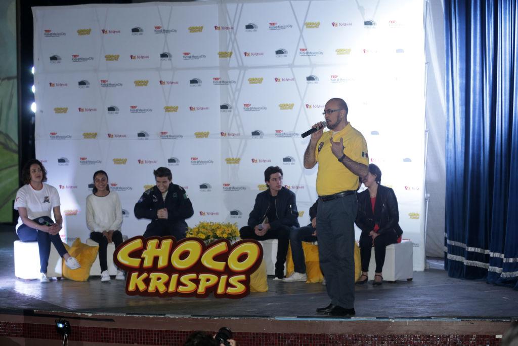 Rodolfo Neri, astronauta mexicano presente en el TEDxKids Mexico City - rodolfo-neri-astronauta-mexicano-tedxkids-mexico-city1