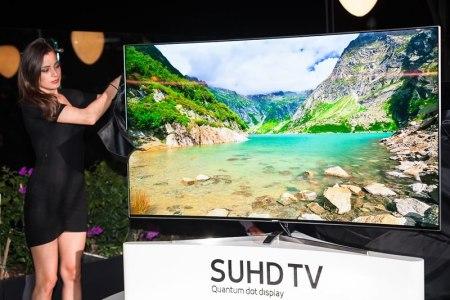 Samsung presenta SUHD TV con diseño 360° para el mercado Mexicano