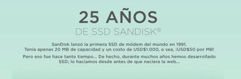 Celebra SanDisk 25 años del SSD, tecnología que reemplazó al disco duro - sandisk_ssd_infographic-800x264