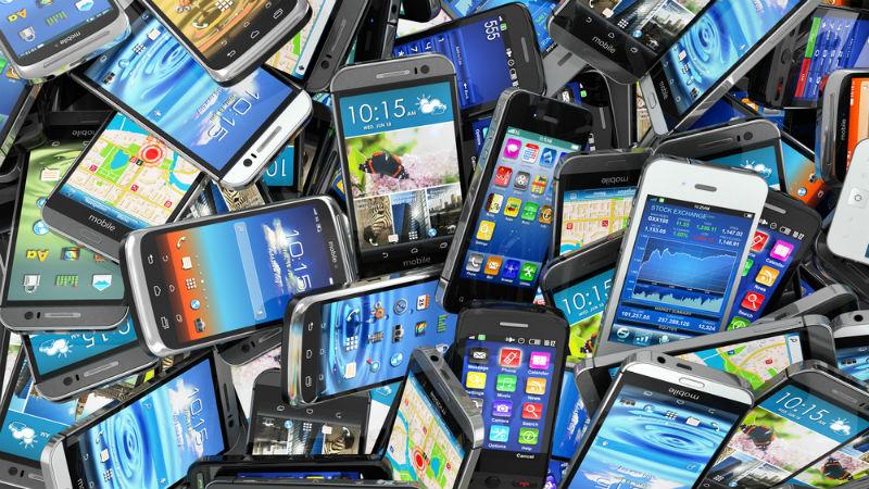 G Data: Dispositivos móviles son atacados con códigos más sofisticados - smartphones-800x450