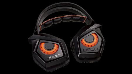 ASUS ROG lanza los audífonos inalámbricos para videojuegos Strix Wireless