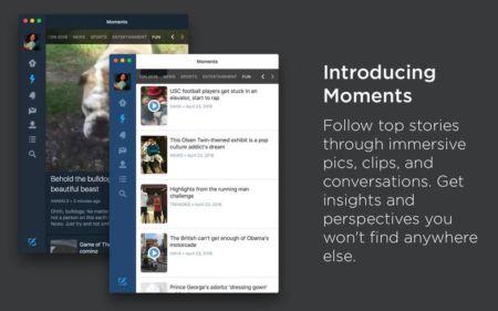 Twitter actualiza su aplicación para Mac OS X