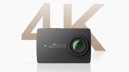 Xiaomi anuncia su cámara de acción Yi 4K