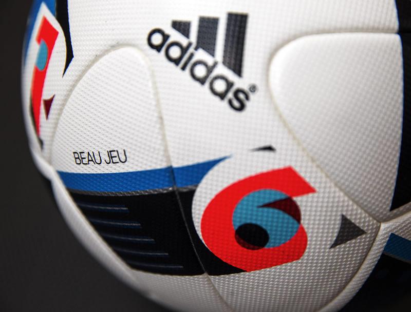 Beau Jeu, el balón oficial de la Eurocopa 2016; conoce su tecnología - adidas-beau-jeu