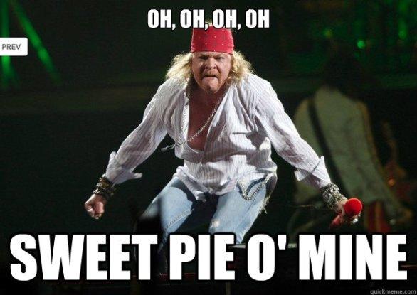 Axl Rose exige a Google retirar de internet sus fotos donde se ve gordo - axl-rose-fat-meme