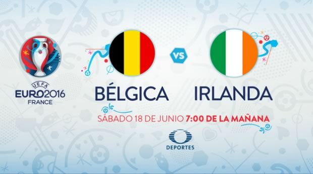 Bélgica vs Irlanda, Eurocopa 2016 | Resultado: 3-0 - belgica-vs-irlanda-en-vivo-eurocopa-2016