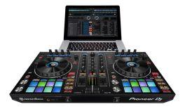 Nuevos controladores Pioneer para DJ, compatibles con Rekordbox DJ - controlador-pioneer-ddj-rr-con-rekordbox-dj