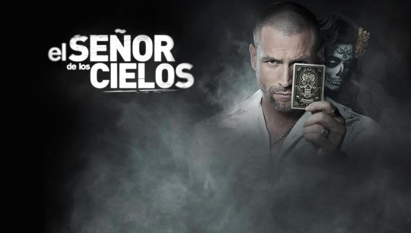 Temporada 4 de El Señor de los Cielos se transmitirá por Golden Premier en exclusiva - el-senor-de-los-cielos-cuarta-temporada