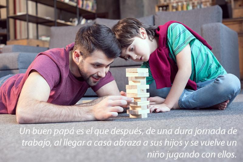 Frases Del Día Del Padre Para Hacer Llorar A Tu Papá Imperdibles