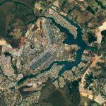 Google Maps se actualiza mejorando imágenes de satélite - google-maps-brasilia