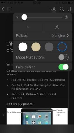iOS 10 incorporaría modo oscuro - ios-10-dark-mode-3