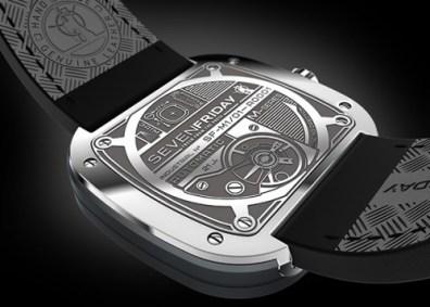 SevenFriday M1/01, el reloj perfecto para un Grooming Style - reloj-sevenfriday-m1-01