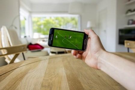 Smartphone: El jugador estrella de las transmisiones deportivas
