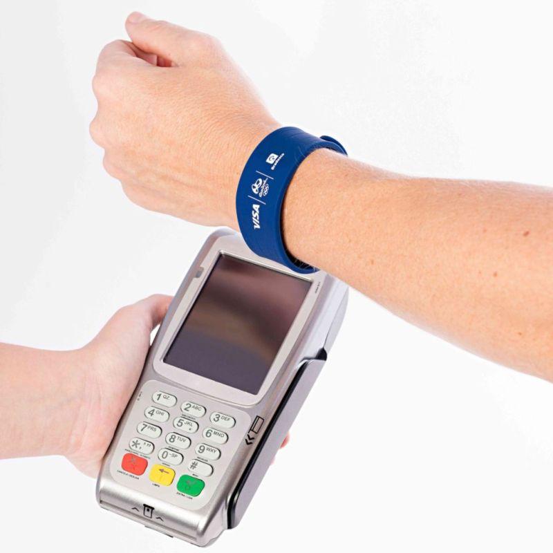 """visa y bradesco medio de pago wearable 800x800 Introducen medio de Pago """"Wearable"""" en Brasil para los Juegos Olímpicos Río 2016"""