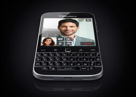 BlackBerry da fin a su teléfono Classic
