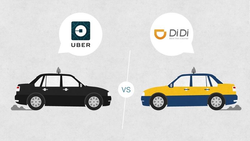 Uber ya es totalmente legal en China