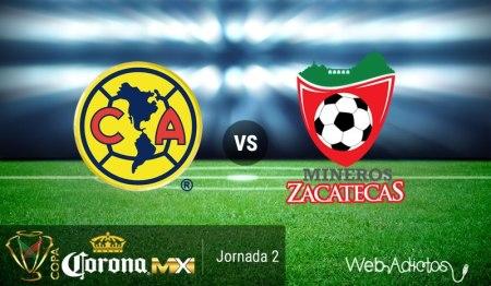 América vs Mineros, Copa MX Apertura 2016 ¡En vivo por internet! | Jornada 2