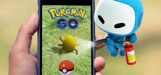 Detecta PSafe Total nuevo virus que ataca desde Pokémon Go! - detecta-psafe-total-nuevo-virus-que-ataca-desde-pokemon-go