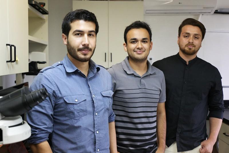 Diseñan prototipo de glucómetro no invasivo - equipo-de-estudiantes-cre-dito-karla-navarro-2-800x533