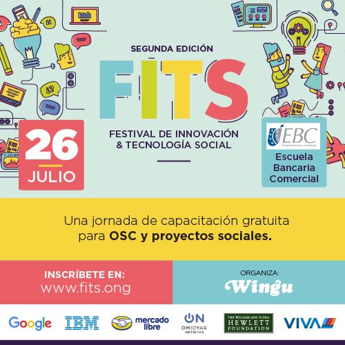 Llega la segunda edición del Festival de Innovación y Tecnología Social - festival-de-innovacion-y-tecnologia-social