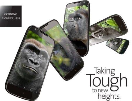 Corning presenta Gorilla Glass 5