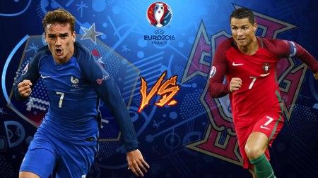 Francia vs Portugal: A qué hora juegan la final de la EURO 2016 y por dónde verla