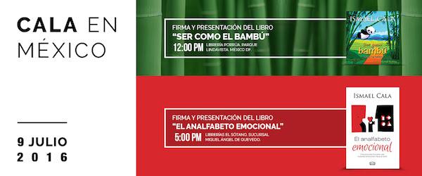 Ismael Cala presenta sus nuevos libros en la Ciudad de México - ismael-cala-en-mexico