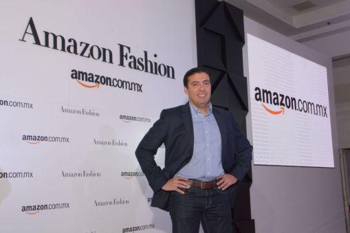 Amazon Mexico lanza Amazon Fashion, moda a un solo clic - juan-carlos-garcia-director-general-de-amazon-com-mx