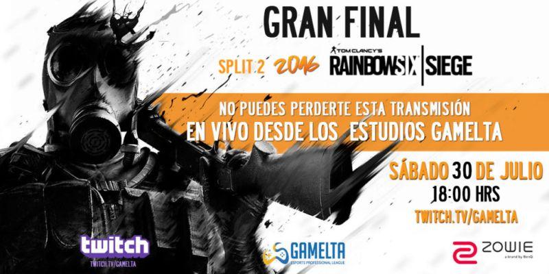 Aztek Gaming y HAwX Gaming se enfrentarán en la gran final del torneo Tom Clancy's Rainbow Six Siege - la-gran-final-del-torneo-tom-clancys-rainbow-six-siege-800x400