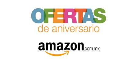 Último día de Ofertas de aniversario en Amazon.com.mx ¡Hay cientos de ofertas por aprovechar!