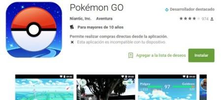 Pokémon GO: Aún sin fecha oficial para mexicanos