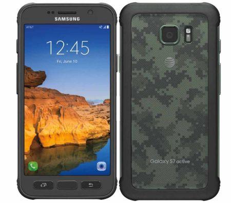 Galaxy S7 Active queda mal parado ante pruebas de resistencia
