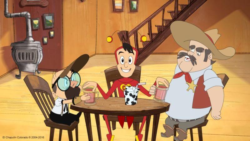 La serie animada El Chapulín Colorado estrena en México su segunda temporada - serie-animada-el-chapulin-colorado1-800x450