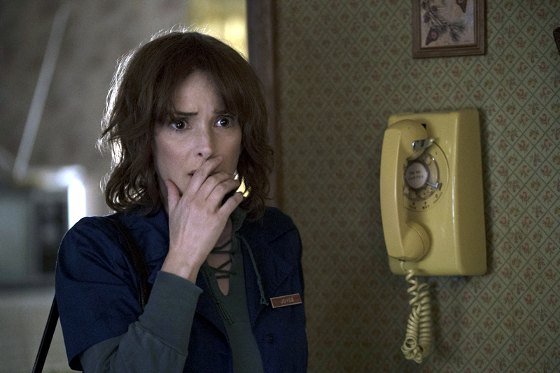 Conoce más del papel de Winona Ryder en Stranger Things - stranger-things-winona-ryder
