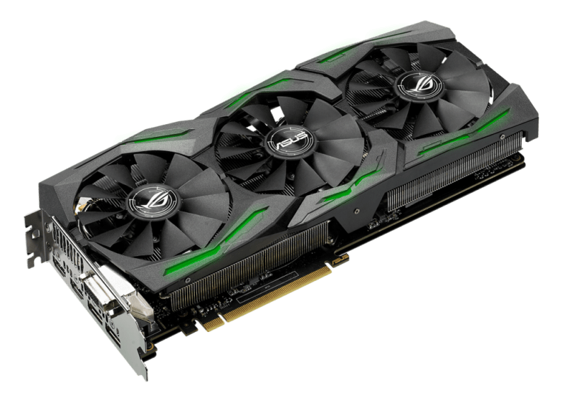 ASUS Republic Of Gamers anuncia la Strix GeForce GTX 1060 - strix-geforce-gtx-asus1060-800x557