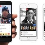 Facebook Live permitirá transmitir en vivo a dos cámaras