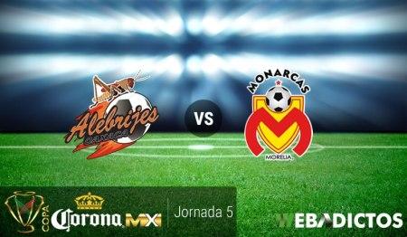 Oaxaca vs Morelia, J5 de Copa MX Apertura 2016 ¡En vivo por internet!
