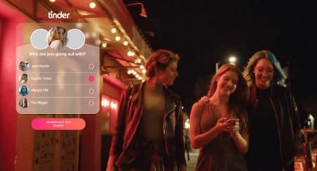 Nueva función de Tinder permite crear grupos entre usuarios