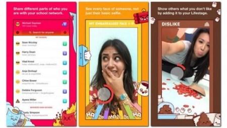 Facebook lanza Lifestage, una app para usuarios menores de 21 años