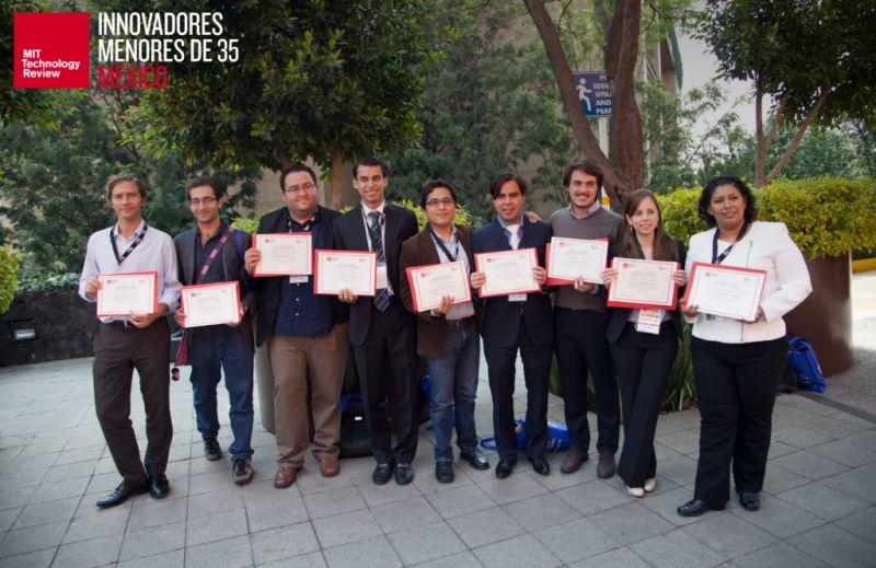 MIT Technology Review busca a jóvenes brillantes e innovadores en México - foto-innovadores-menores-de-35-mx-2-800x519