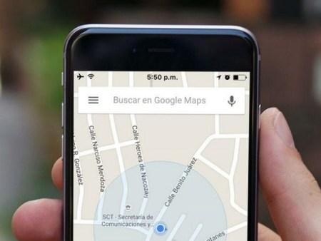 Google Maps traería estas mejoras en su nueva versión