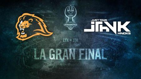 Enfrentamiento final de la CLN de League of Legends: Lyon Gaming y Just Toys Havoks