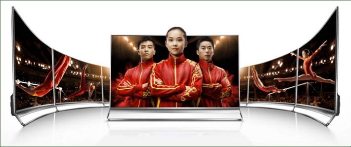 Hisense presente en Río 2016, como patrocinador del equipo de Gimnasia chino - hisense-equipo-gimnasia-chino1