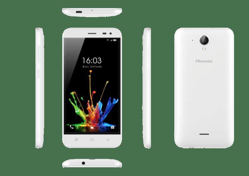 El nuevo Smartphone L675 Hisense, ya disponible en T&T - l675-hisense-800x566