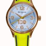 Nivada y El Club América presentan reloj conmemorativo 100 años - np16303ame