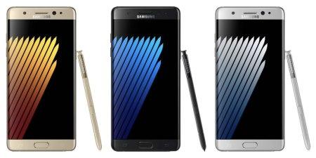 Samsung lanza el Galaxy Note 7 ¡Conoce los detalles!