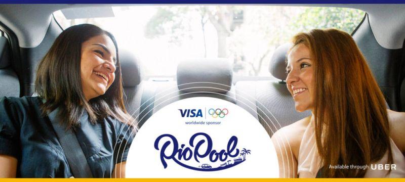 Visa RioPOOL, una experiencia única y divertida con la temática de las Olimpiadas - uber_partnership_final-800x360
