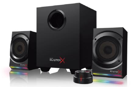 Creative lanza sus nuevos equipos de sonido para gamers