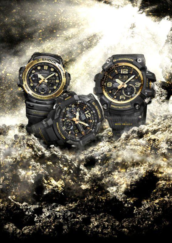 G-SHOCK presenta su nueva colección Vintage Black & Gold - vintage-gold_h40cm-566x800